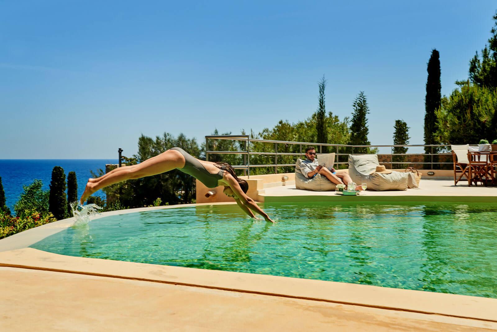 Porto Heli Luxury Villas Seascape