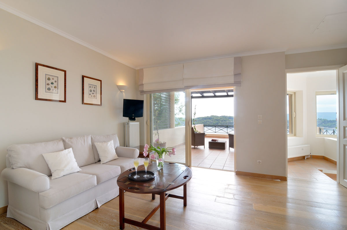 Beachfront Villa at Porto Heli