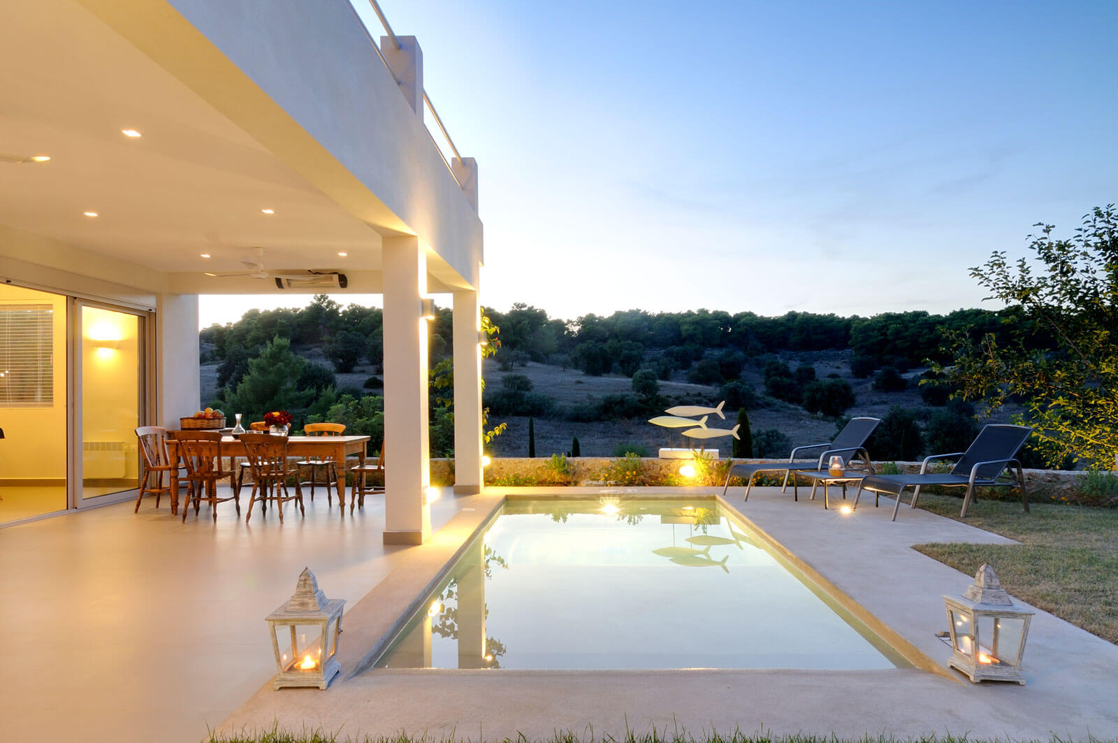 Luxury Villas MYPORTOHELI
