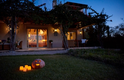 October at Porto Heli (Halloween)